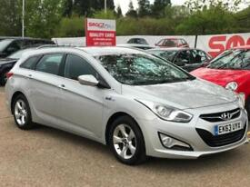 Hyundai I40 1.7CRDi (115ps) Active Blue Drive Estate 5d 1685cc
