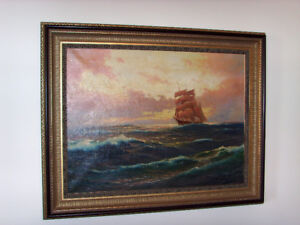 Franz Waldegg best painting yet art collectible