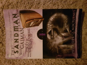 "Neil Gaiman ""the sandman"" manga-syle comic"