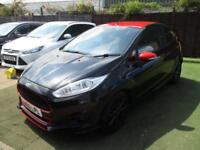 2016 Ford Fiesta 1.0 T EcoBoost Zetec S Black Edition (s/s) 3dr