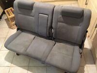 Mazda Bongo Middle row seat