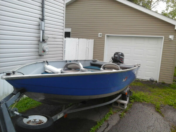 Used 1998 Princecraft starfish
