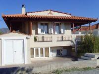 Beautiful Greek island villa for sale or swap
