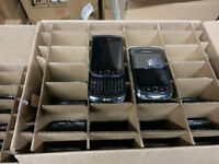(Wholesale lot of 100) New Blackberry Torch 9800 No Software