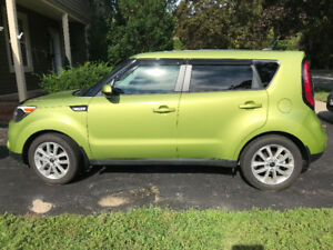 2017 Kia Soul, take over of lease, 2 ½ years left
