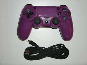 FOR SALE: BRAND NEW HIGH QUALITY PS4 WIRED CONTROLLERS!!!!!! St. John's Newfoundland image 1