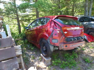 2015 ford fiesta for parts or parts for sale