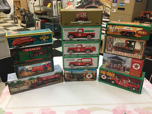 TEXACO diecast truck bank--by ERTL-from the 90s--