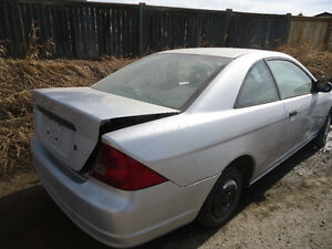 HONDA CIVIC COUPE FOR PARTS!