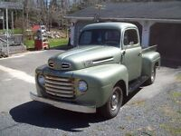 1950 FORD STEP SIDE