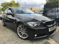 ✿56-Reg BMW 330D M Sport Auto, Diesel, ✿LOW MILEAGE ✿FULLY LOADED SPEC✿