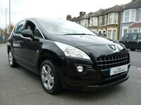 Peugeot 3008 Crossover 1.6HDi ( 110bhp ) FAP 6sp Sport 2010 / 10