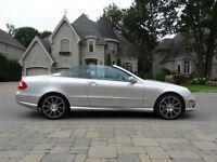 Mercedes-Benz CLK-500