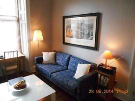 Stylish Short Term Apartment near Leith Walk