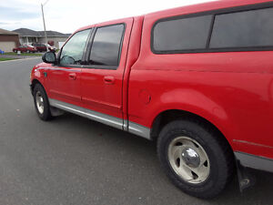 2003 Ford F-150 SuperCrew Pickup Truck SOLD PENDING PICKUP