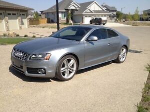 2008 Audi S5 S Line Coupe (2 door)
