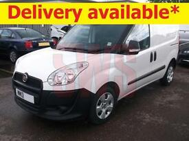2013 Fiat Doblo 16V Multijet SWB 1.2 DAMAGED REPAIRABLE SALVAGE