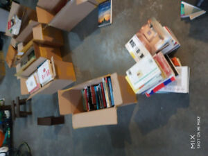 20 Boxes of Chinese books(中文书)