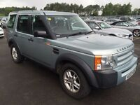 LAND ROVER DISCOVERY 3 2.7 TD V6 GS 7 SEATER