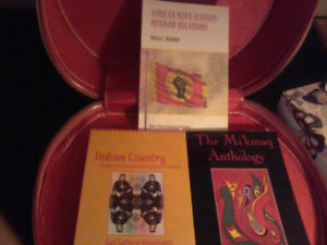 The mi'kmaq History books