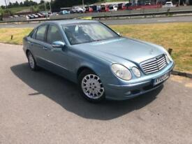 2003 Mercedes-Benz E240 2.6 Auto Elegance - Full History - Only 48646 Miles