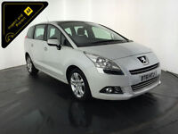 2012 PEUGEOT 5008 ACTIVE 7 SEATER 1 OWNER SERVICE HISTORY FINANCE PX WELCOME