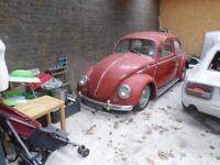 Volkswagen 1200 BEETLE 1963 23K