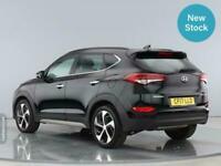 2017 Hyundai Tucson 1.7 CRDi Blue Drive Premium SE 5dr 2WD DCT - SUV 5 Seats SUV