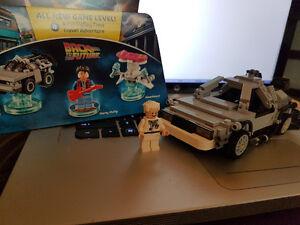 LEGO Ideas The DeLorean time machine SUPER RARE RETIRED SET