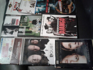 DVDS AND VHS  CHEAP