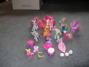 My little pony lot with accesories $20 for the lot St. John's Newfoundland image 1