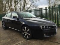 Alfa Romeo 159 2.2 JTS patrol 6 speed full brown leather seats