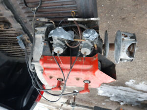 Polaris 440 Fan Cooled Engine Complete Running
