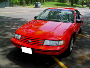 Lumina Euro Coupe 3.1 w/emissions COLD AIR CONDITIONING. SS Z34
