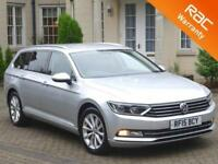2015 Volkswagen Passat 2.0 TDI BlueMotion Tech SE Business Estate 5dr