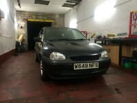 VAUXHALL CORSA (open to offers)(PRICE DROP)