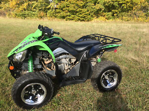 LIKE NEW 2011 ARTIC CAT 450 XC...FINANCING AVAILABLE
