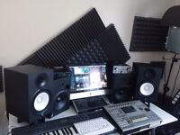 Professional Recording Studio At Low Rates Cheap!!!