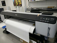 Epson GS6000 Stylus Pro wide format printer