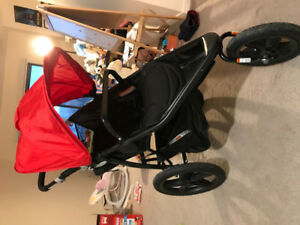 baby trend joggling stroller