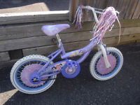 DISNEY PRINCESS JEWEL BIKE
