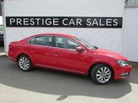 2013 Volkswagen Passat 1.6 TDI BlueMotion Tech Highline Plus 4dr