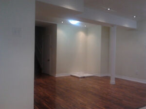 2 BEDROOM SPACIOUS BASEMENT FOR RENT SANDALWOOD / CHINGUACOUSY