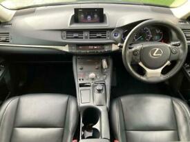 2015 Lexus CT 200h 1.8 200h Luxury CVT (s/s) 5dr