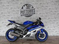 Yamaha YZF R6 2015 *NEW TYRES FULLY SERVICED*