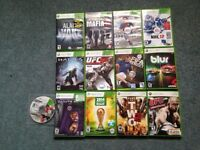 Need gone ASAP new Xbox 360 games contact me if interested