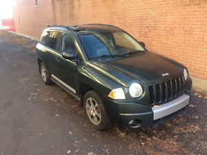 Jeep Compass 2007 limited