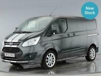 2017 Ford Transit Custom 2.0 TDCi 170ps Sport Short Wheelbase L1H1 Low Roof Van