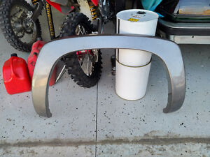 Factory fender flares from 2007 GMC