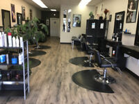 Chair rental and/or spa-treatment room available
